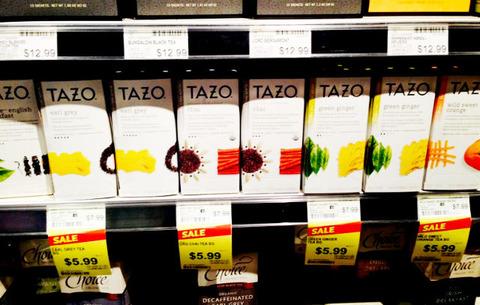 ホールフーズマーケット 紅茶 TAZO