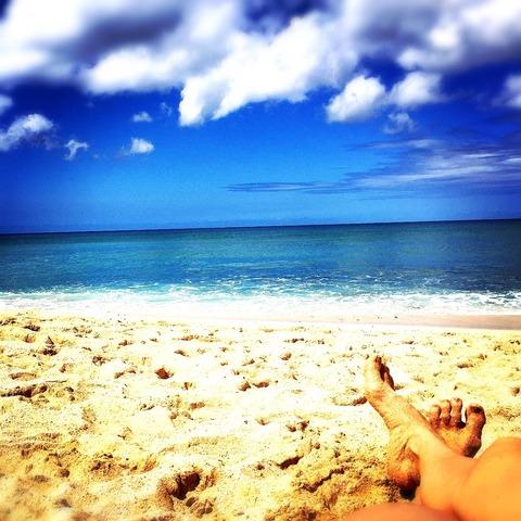 ハワイ トラックスビーチ